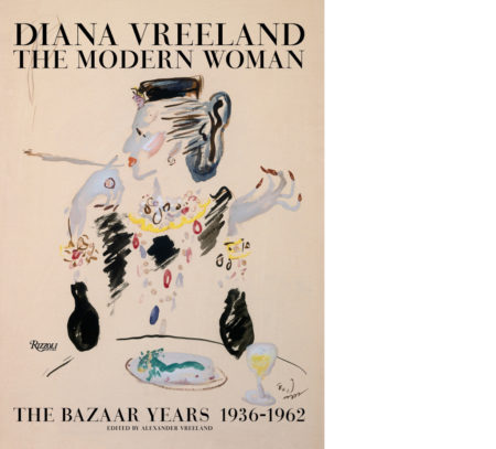 Diana Vreeland book cover