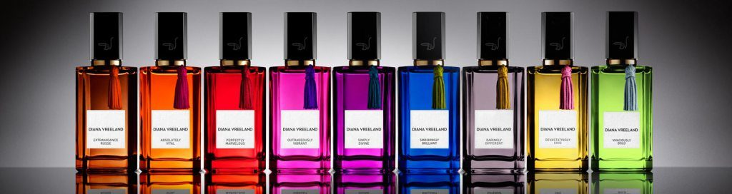 Diana Vreeland Perfume Collection