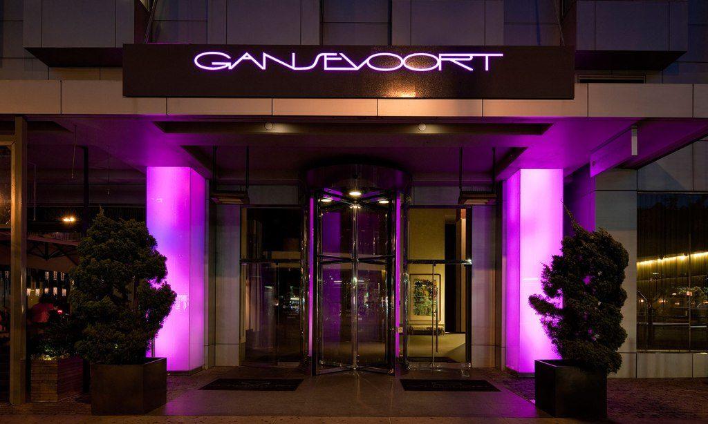 Gansevoort entrance