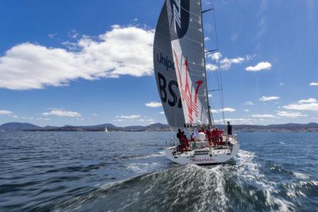 Rolex Sydney Hobart Yacht Race Maserati