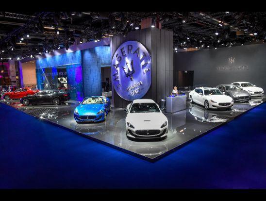 Maserti Motor Show