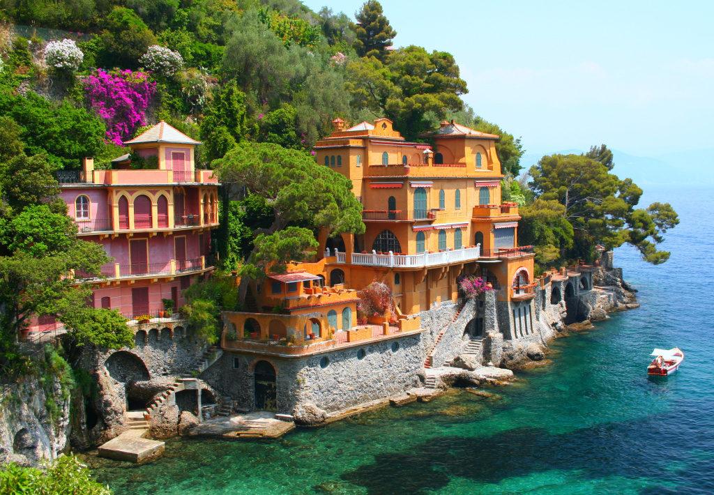 Villa Portofino italy