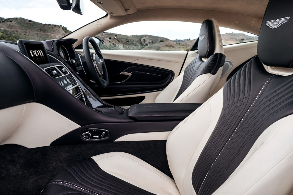 Aston-Martin-DB11-interior-seats 1