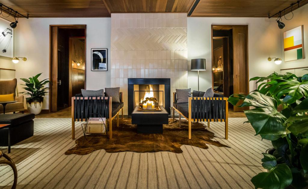 Smyth Hotel Lounge