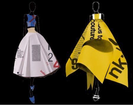 Lof Art dresses