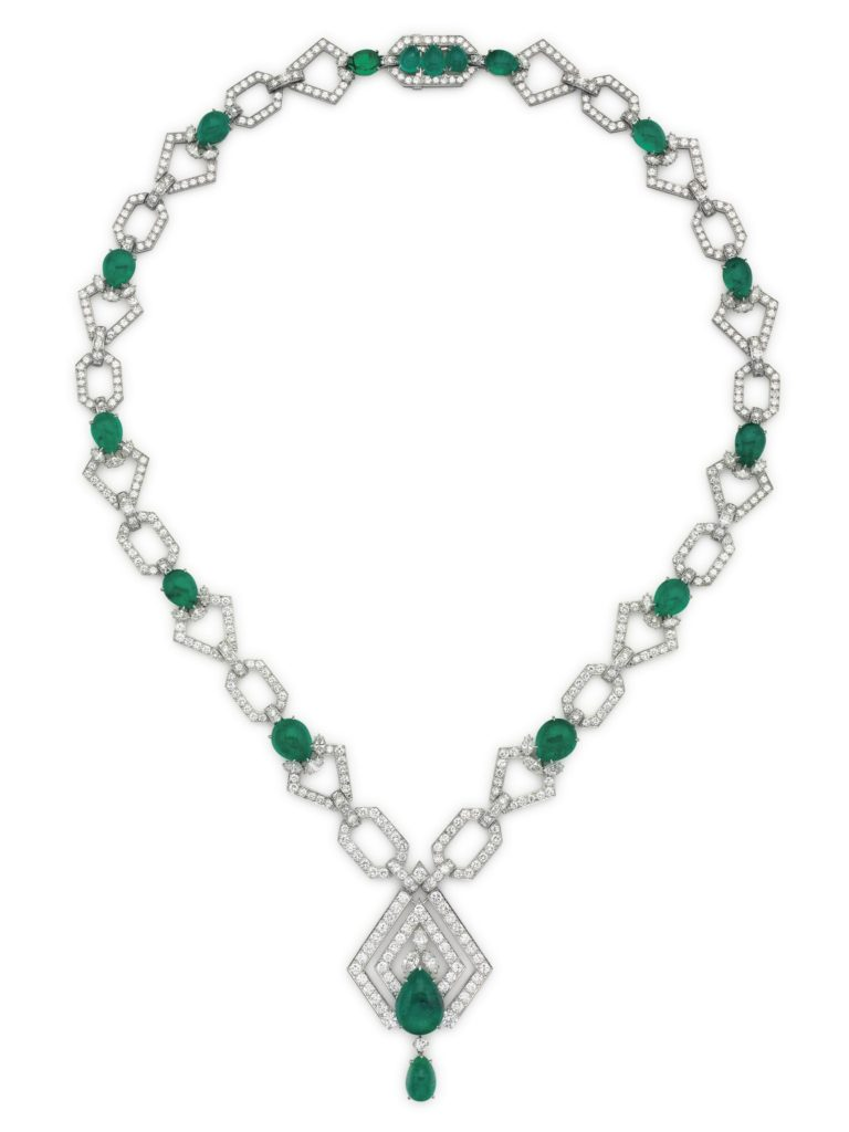 christies-lot-121-an-emerald-and-diamond-sautoir-by-david-webb