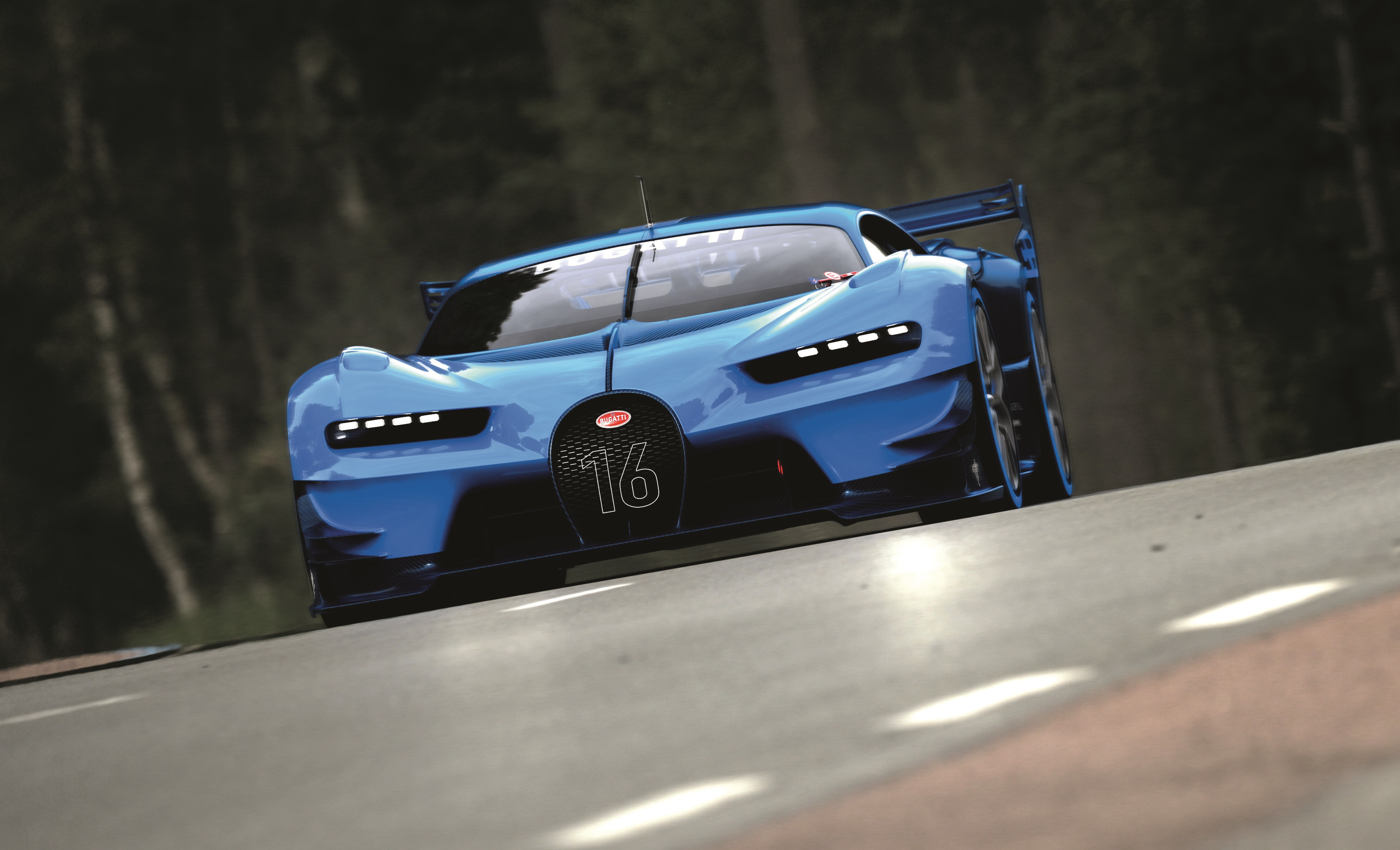 BUGATTI'S VISION: THIS IS FOR THE FANS - Les Carats on mitsubishi gt vision, renault alpine gt vision, subaru viziv gt vision, bmw gt vision,