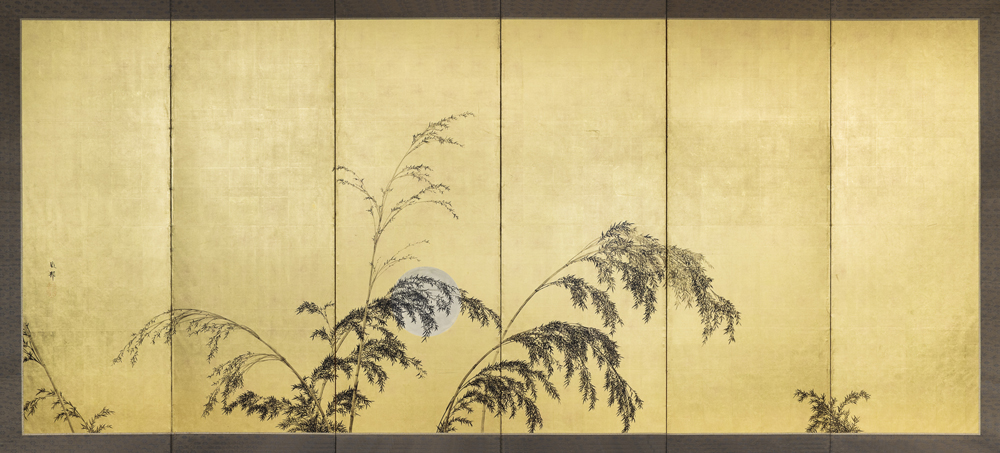 japanese screen art