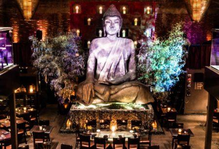 Tao Restaurant Buddha