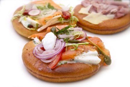 savory sandwich