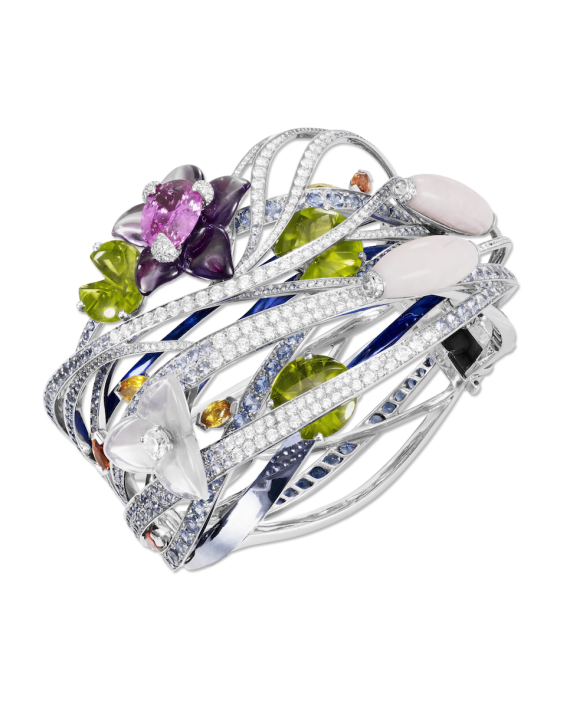 lorenz baumer jardin japonaise bracelet