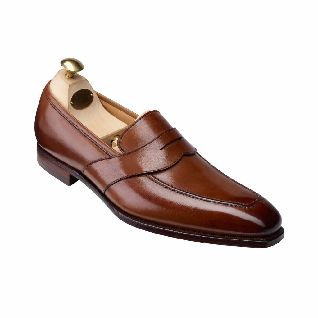 crockett and jones Kingston shoe spring collection