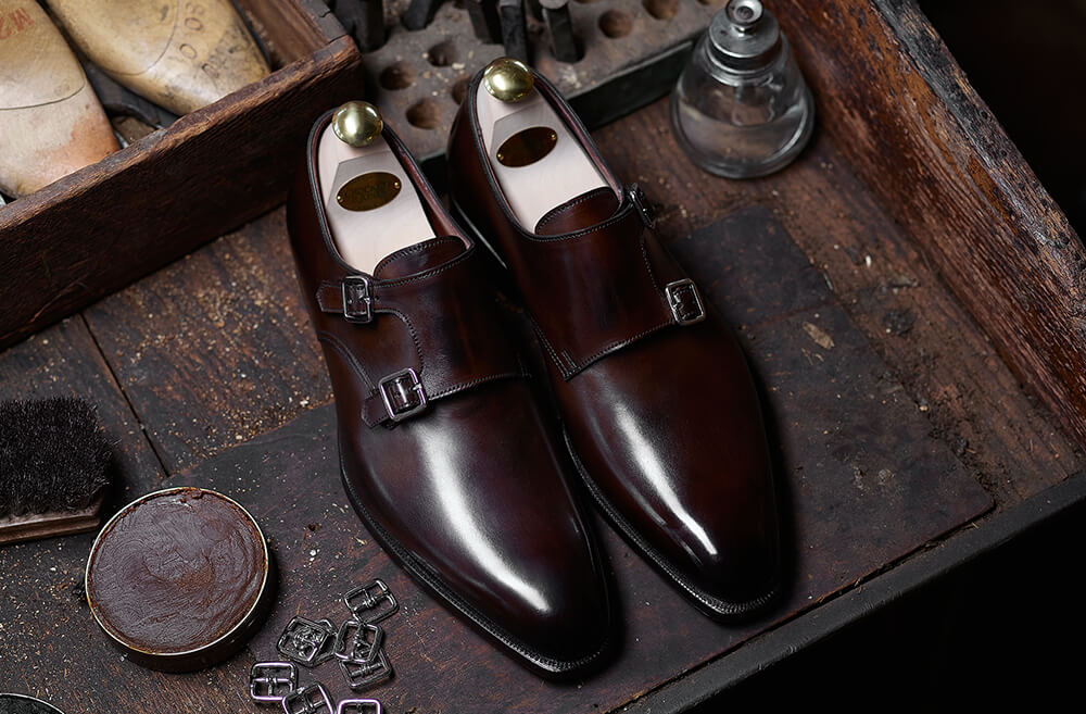 CROCKETT AND JONES SPRING COLLECTION LIFESTYLE IMAGE