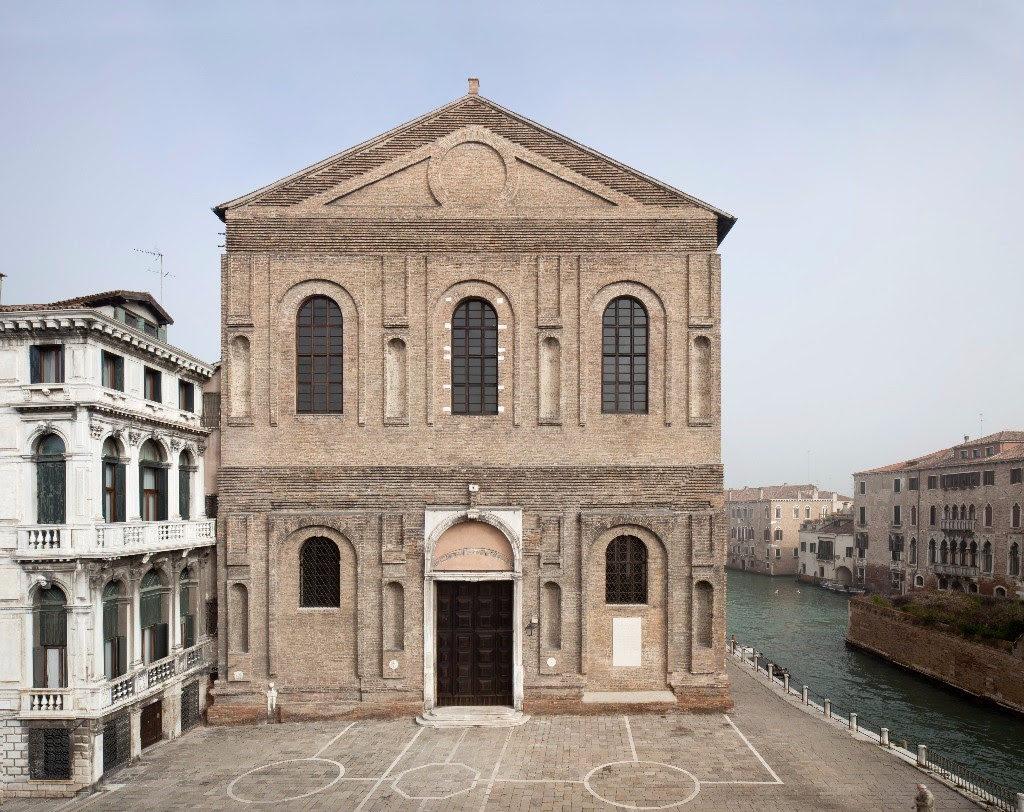 Misericordia di Venezia front of building