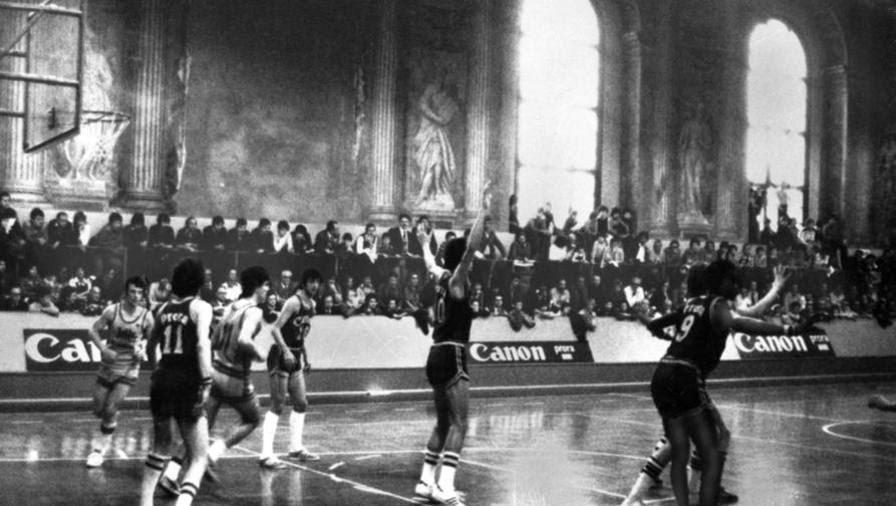 Misericordia di Venezia historic photo sporting event