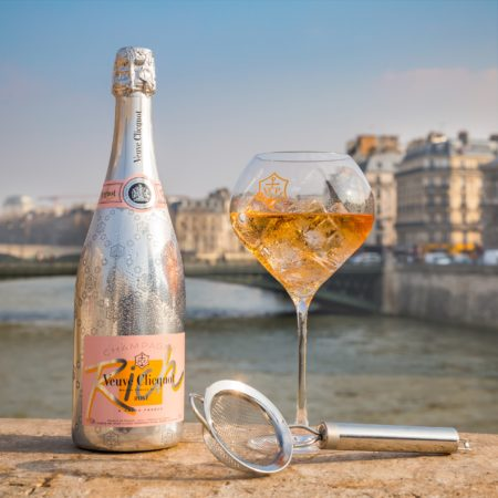 Veuve Clicquot Rich Rose Lifestyle