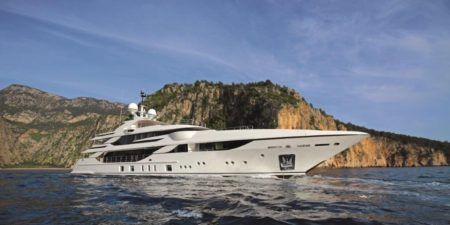 Benetti FB803 M/Y Blake yacht