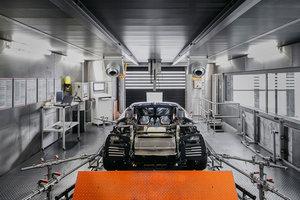 bugatti atelier dynamometer
