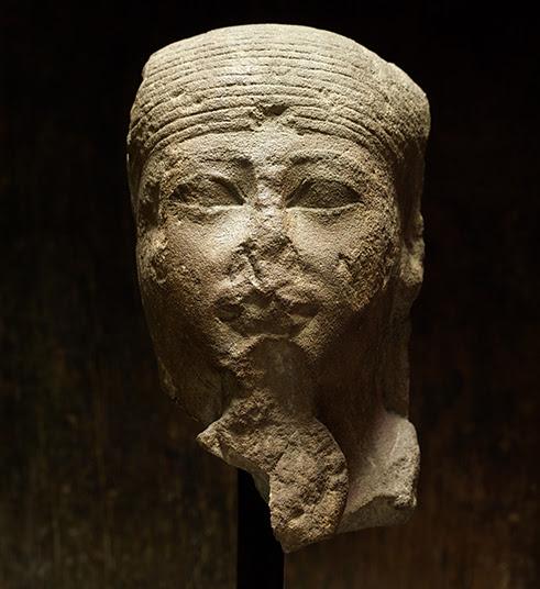 TEFAF 2017AXEL VERVOORDT STAND: Head of Senenmut