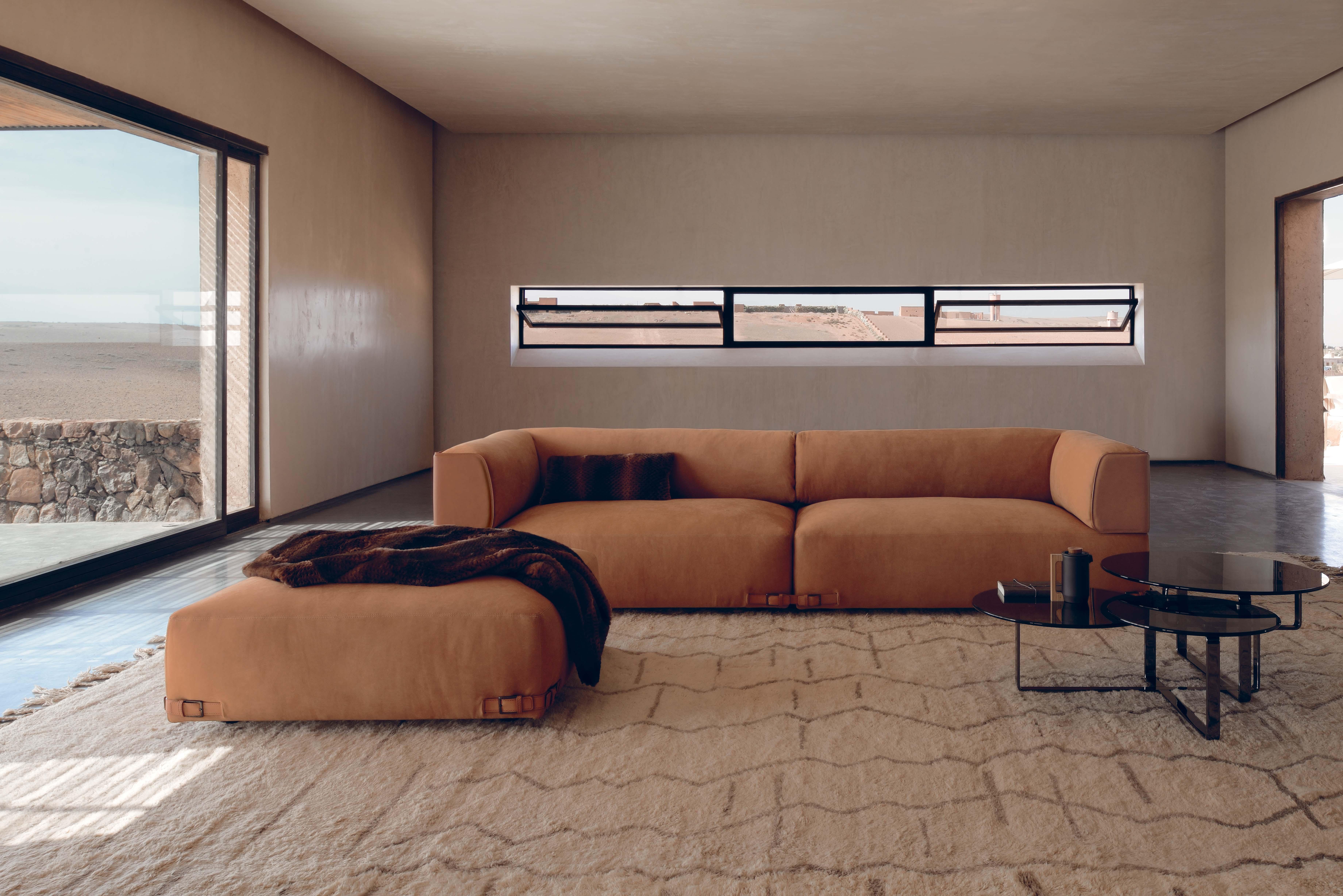 Fendi Casa Soho Sofa