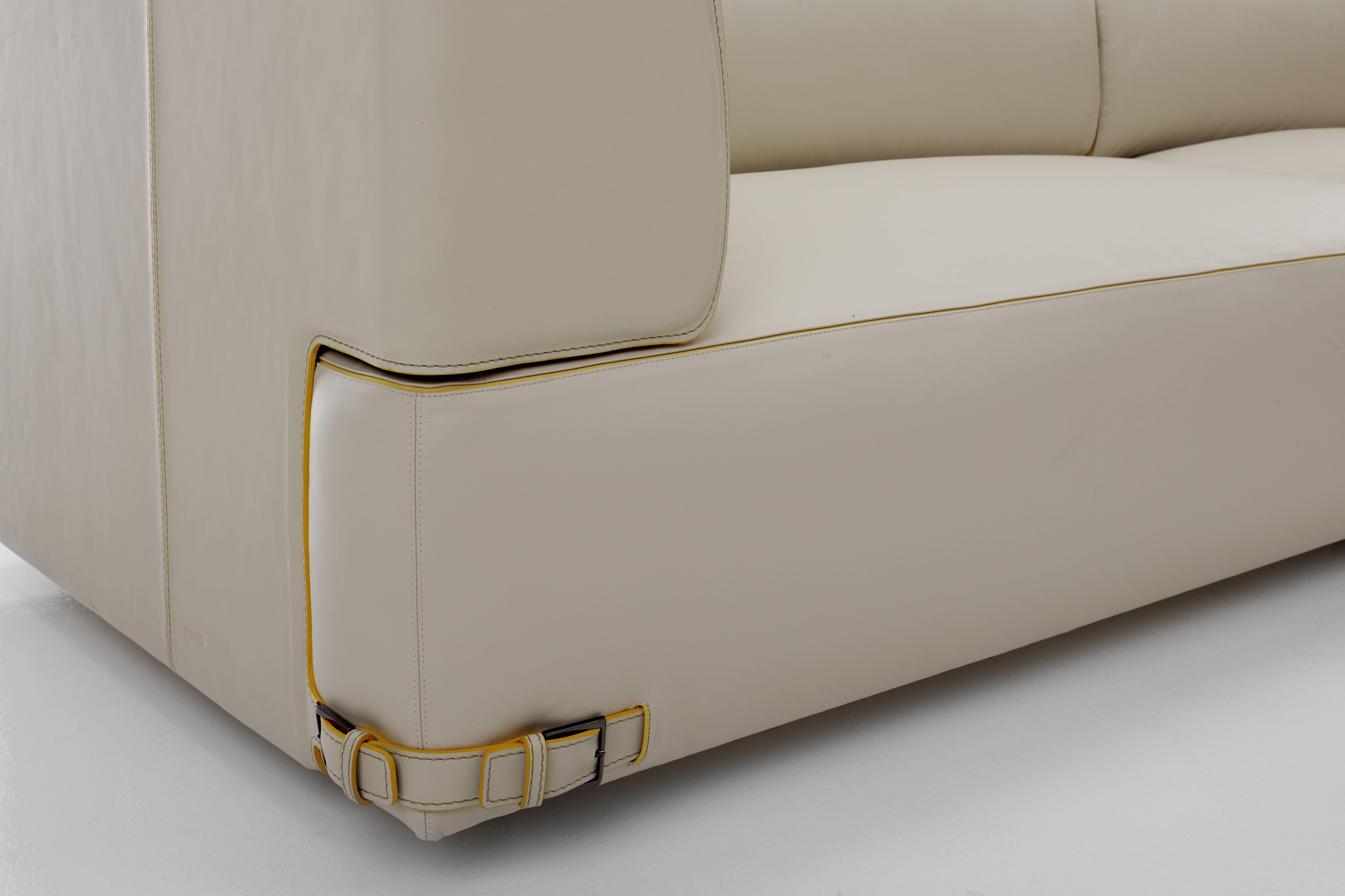 Fendi Casa Soho sofa design Toan Nguyen