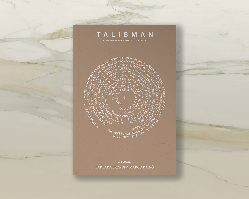TALISMAN -Contemporary Symbolic Objects - Book