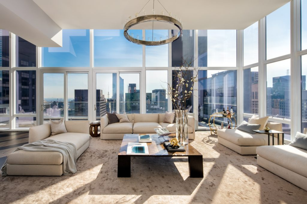 baccarat residences new york family room livingroom