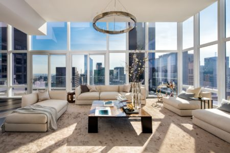 baccarat residences new york family room livingroom