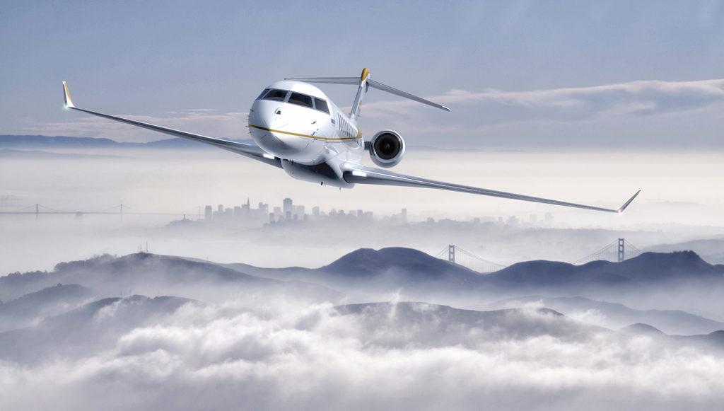 Bombardier's Global 7000