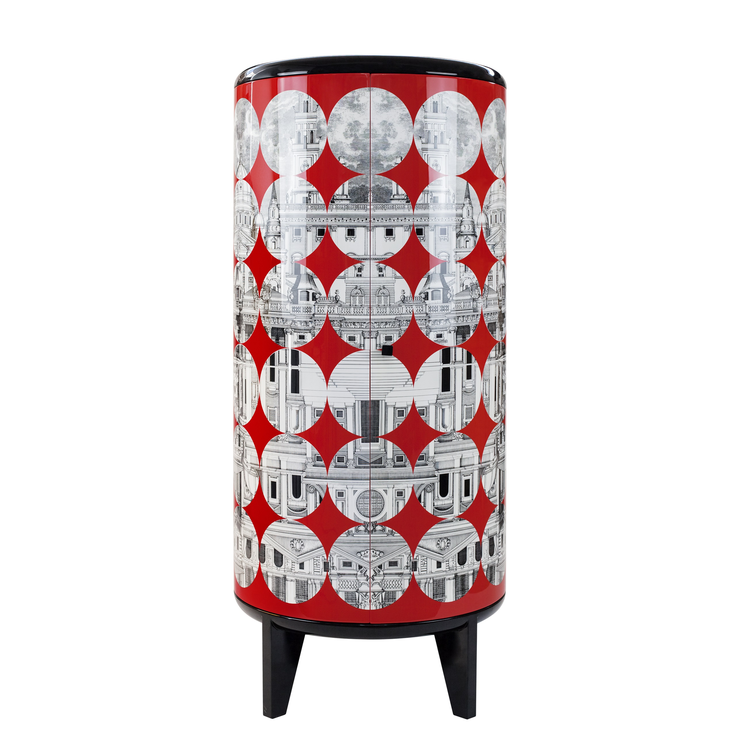 MILAN DESIGN WEEK: FORNASETTI - CILINDRO CITY