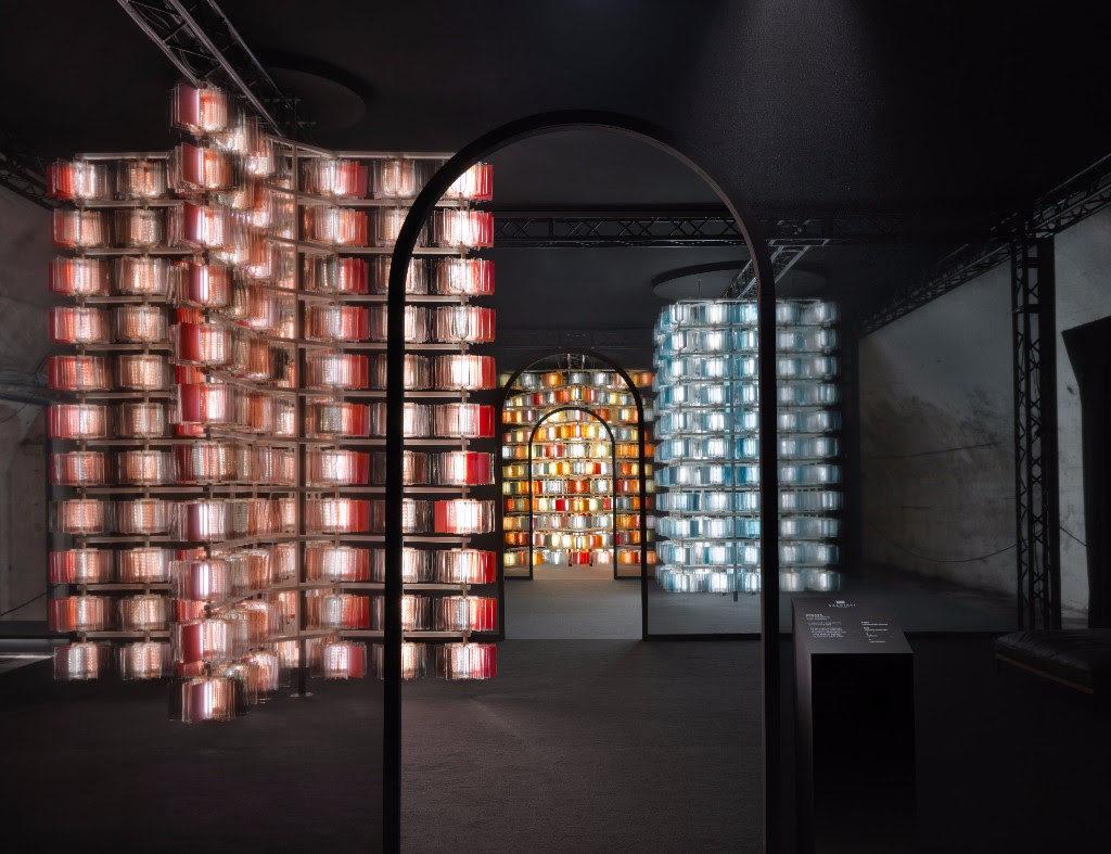 milan design week salviati glass