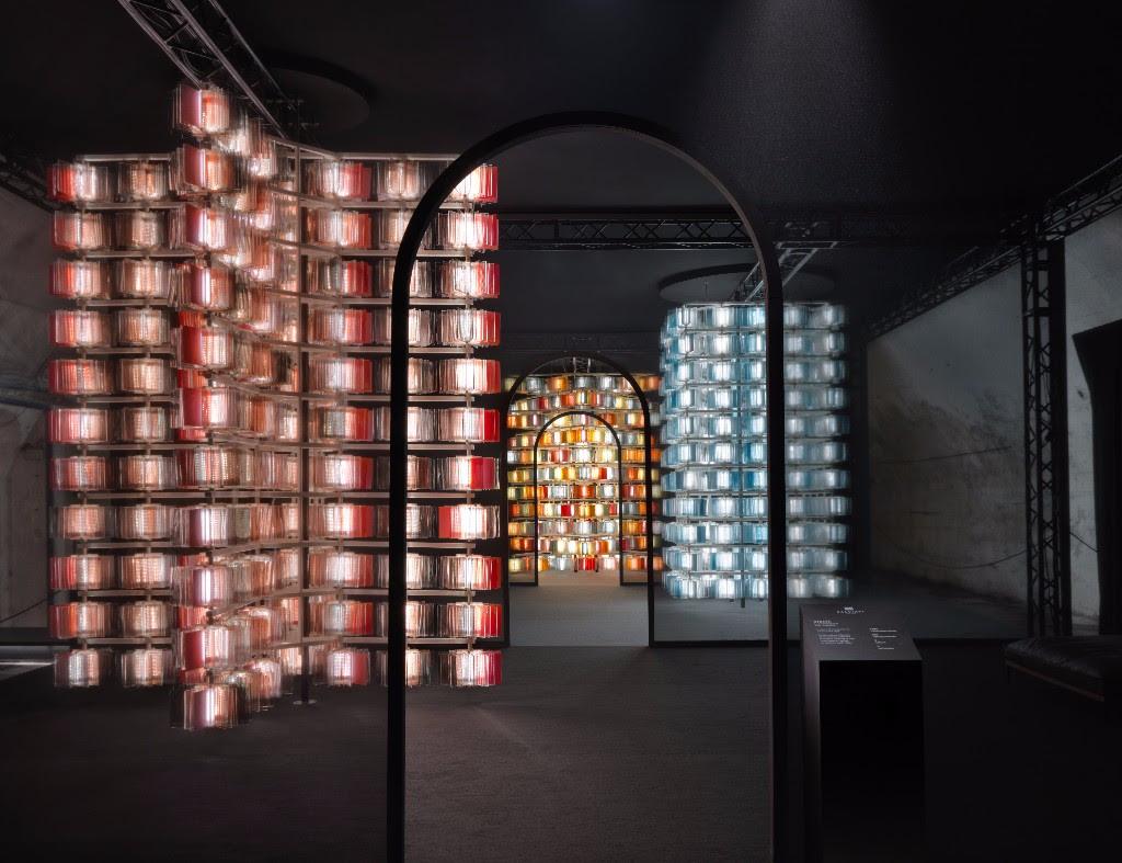 A look at milan design week les carats for Milan design week 2017