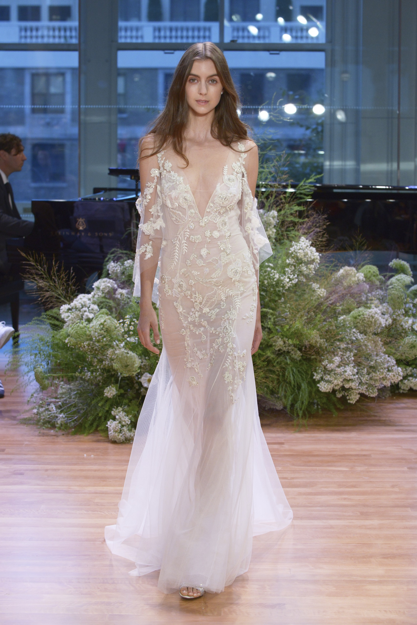 Monique Lhuillier_Bridal_FW17_Look 13 Allegra