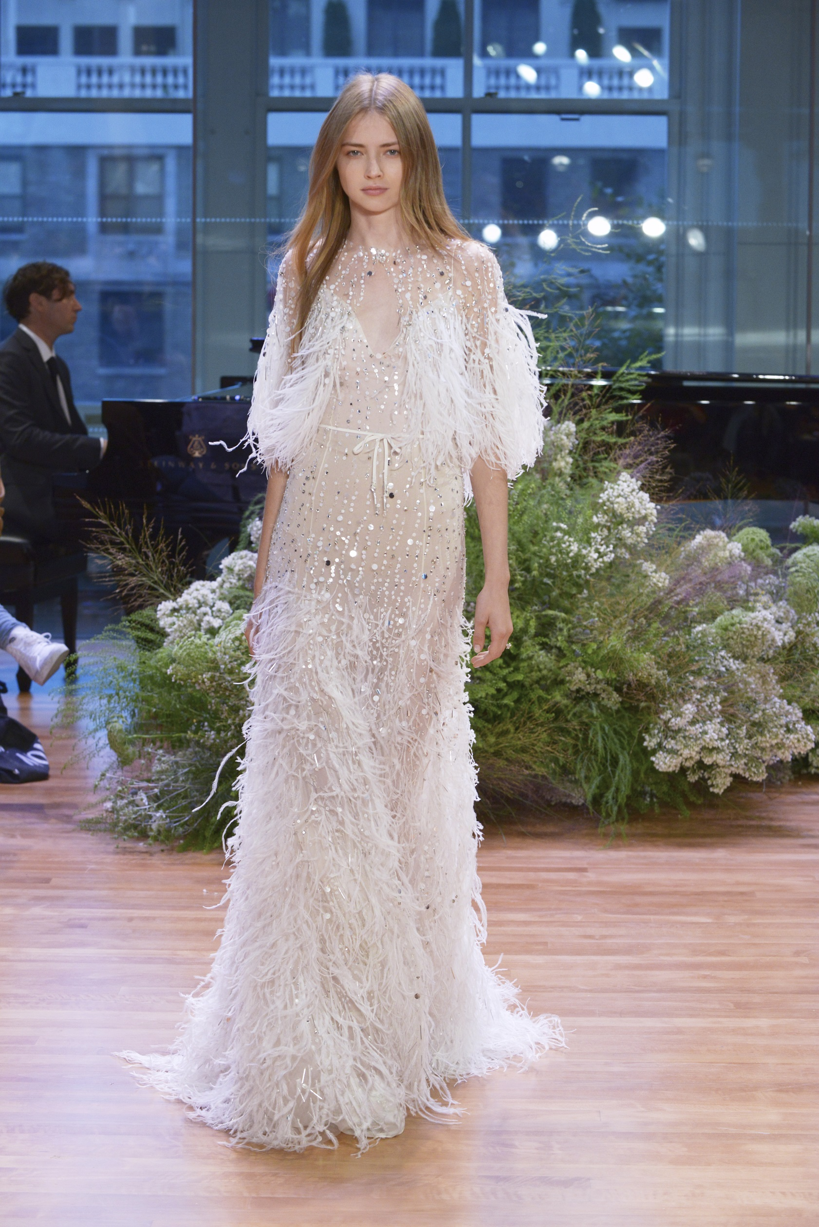 Monique Lhuillier_Bridal_FW17_Look 15 Stardust