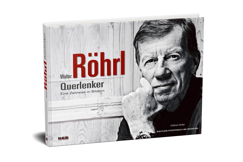 Walter Röhrl book