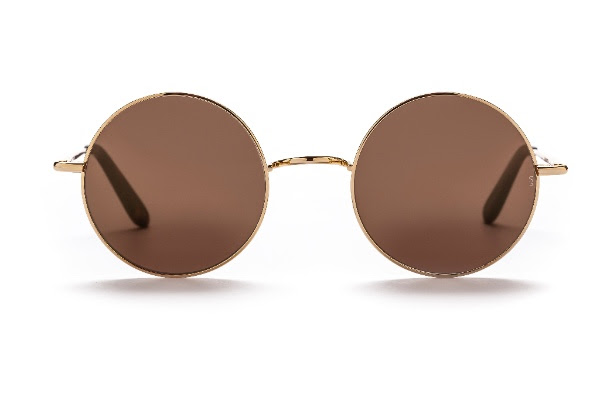 Sunday Somewhere sunglasses junita gold