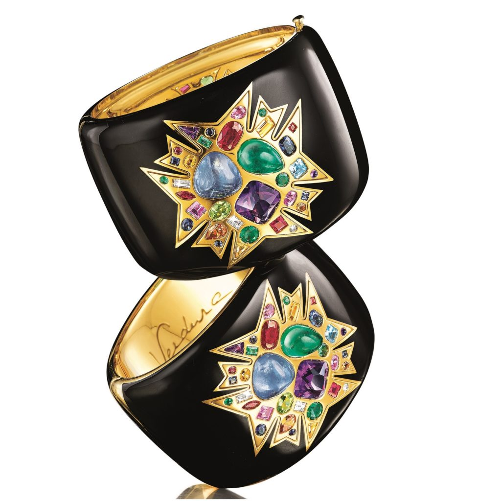 VERDURA JEWELRY CUFFS COCO CHANEL