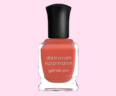 Deborah Lippmann hot child in the city gel nail polish