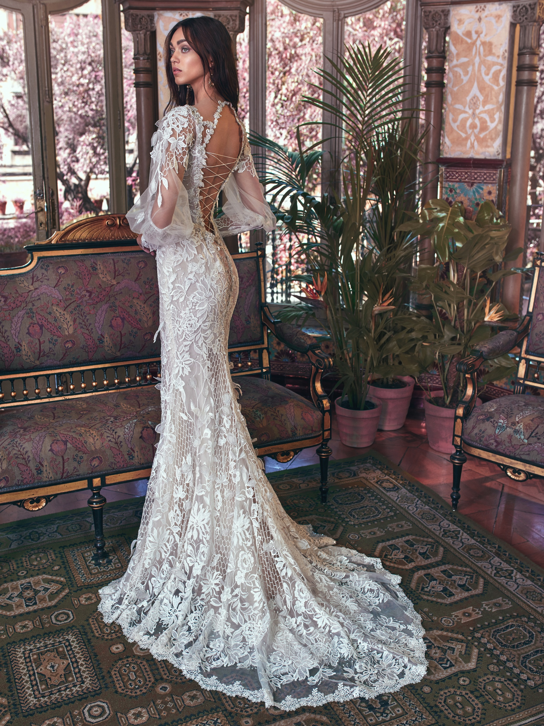 LIA WEDDING GOWN GALIA LAHAV 2018