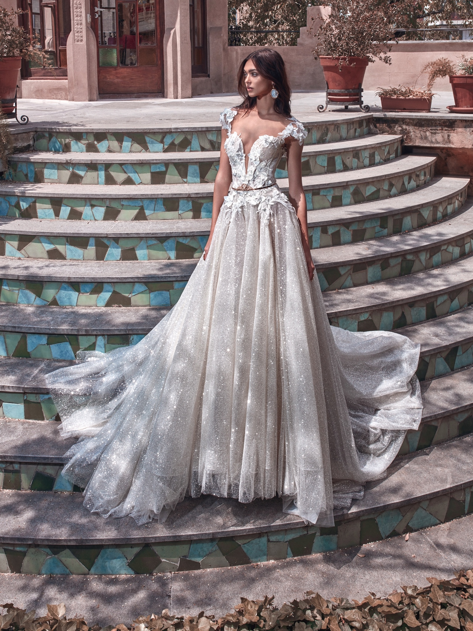 LILIYA WEDDING GOWN BY GALIA LAHAV 2018