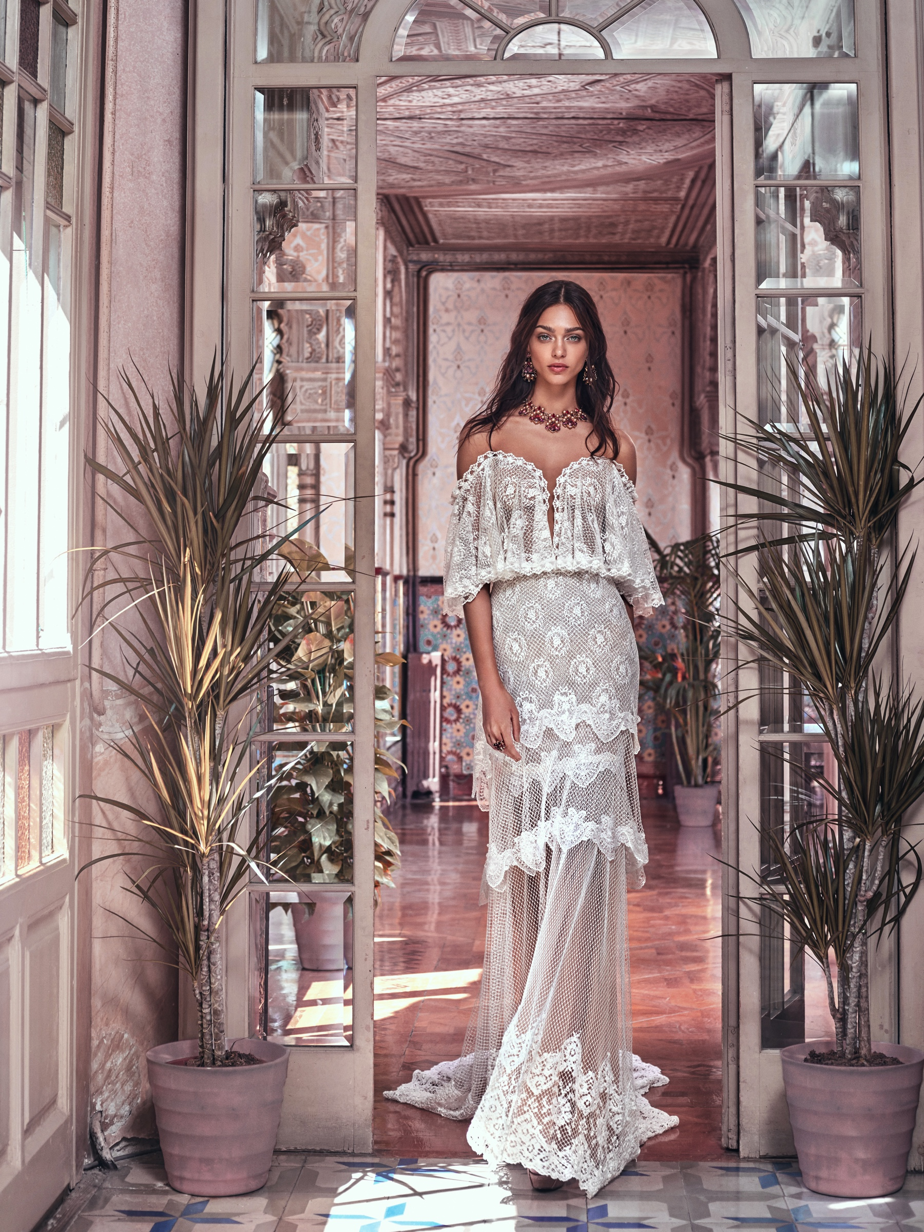 LIZZY WEDDING GOWN GALIA LAHAV 2018