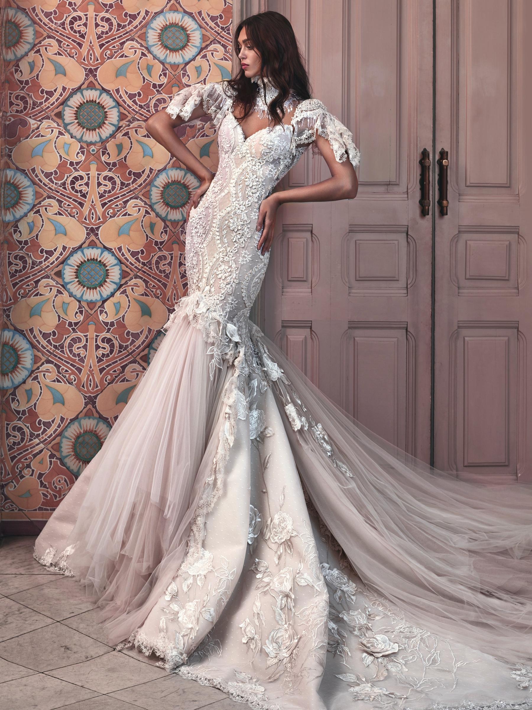 Ms. Genesis WEDDING GOWN GALIA LAHAV 2018