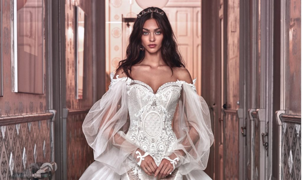 Thelma and Ossie Train Galia Lahav 2018