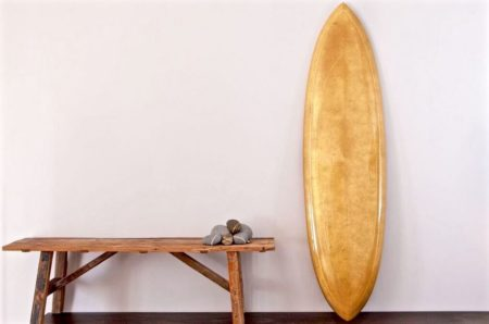 AUREUS 24KT. GOLD LUX SURFBOARDS