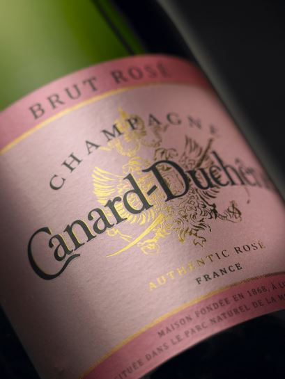 CANARD-DUCHENE BRUT ROSE