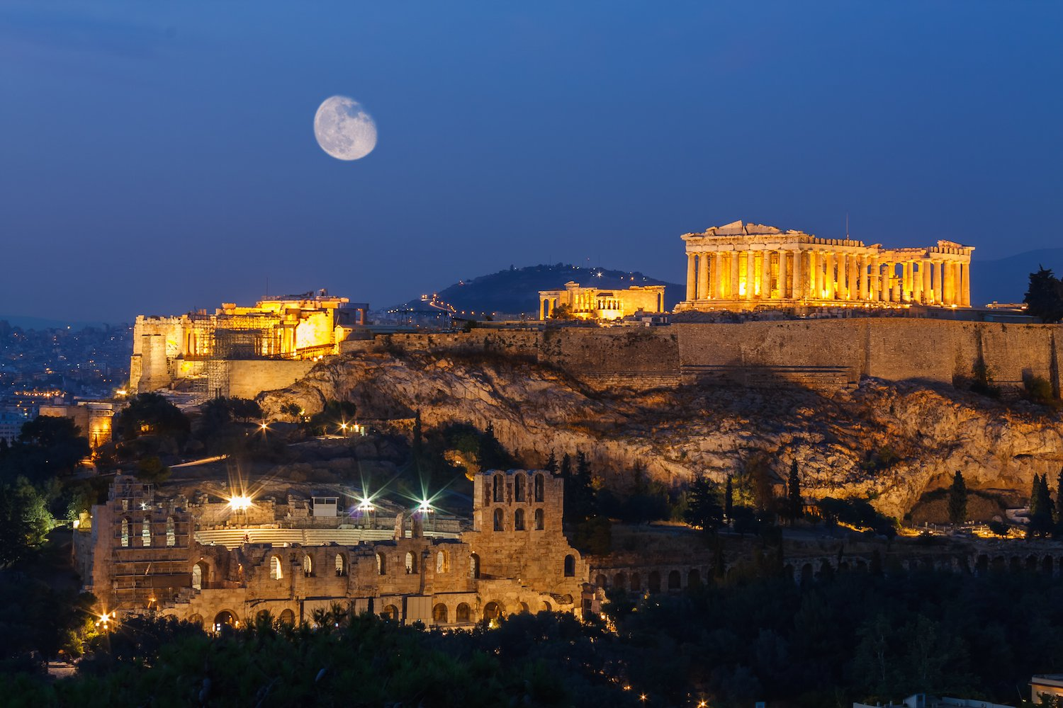 EMERGING CULTURAL CITY OF THE YEAR: Athens, Greece