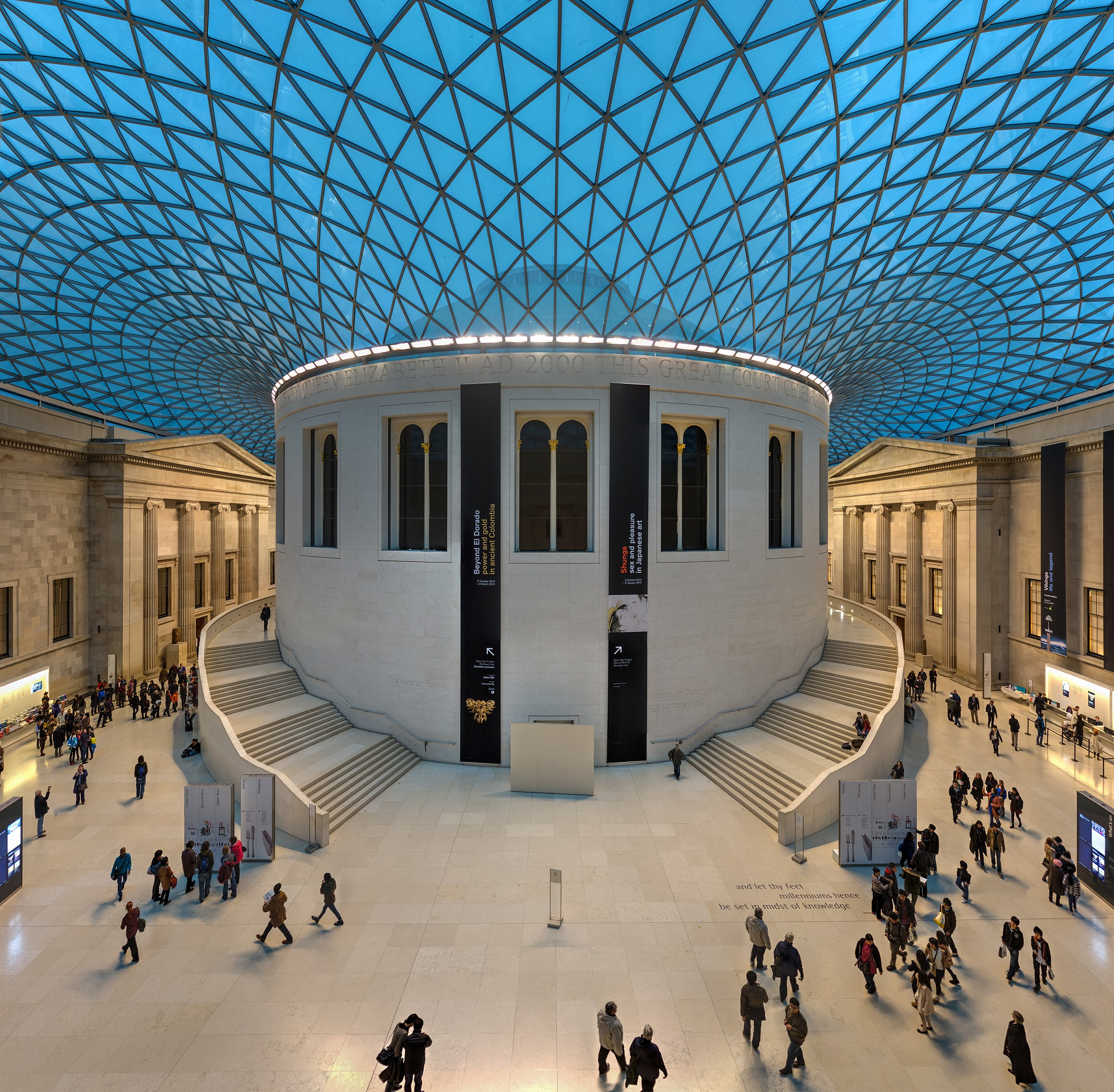 DIGITAL MUSEUM EXPERIENCE OF THE YEAR: British Museum - London, UK