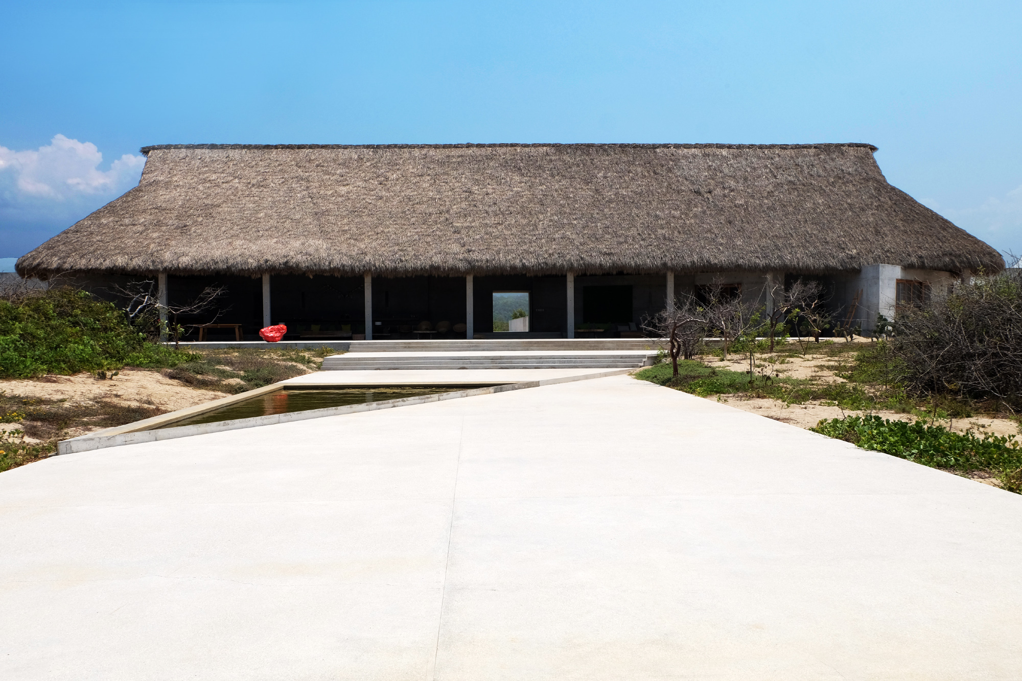 LATIN AMERICA: Casa Wabi - Puerto Escondido, Mexico