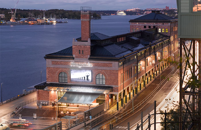 RESTAURANT OF THE YEAR: Fotografiska - Stockholm, Sweden