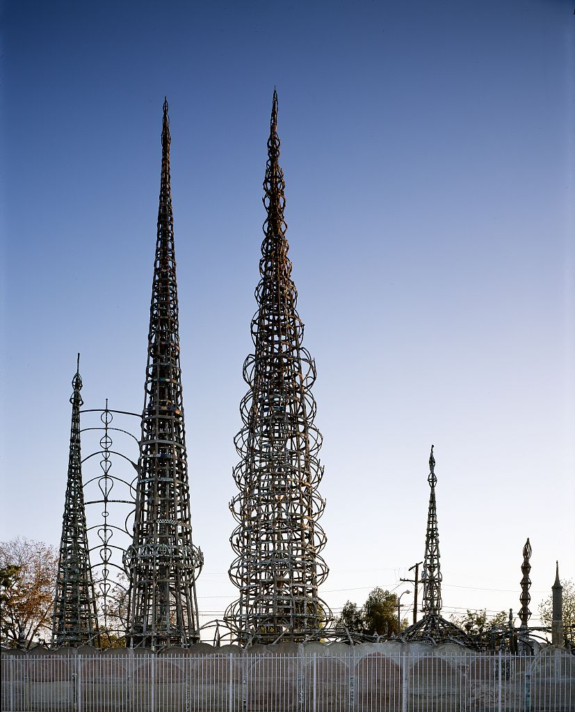 BEST SOFT POWER CULTURAL DISTRICT AWARD: Watts Tower Arts Center - Los Angeles, California